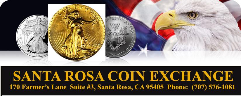 coin shop santa rosa